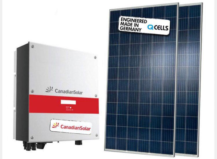 GERADOR DE ENERGIA CANADIAN ONDULADA